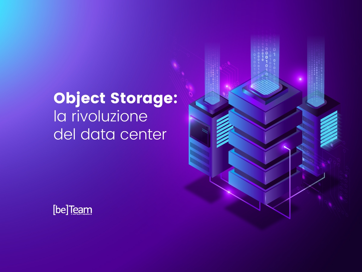 Object Storage: la rivoluzione del data center